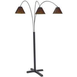 SHARDE ARC FLOOR LAMP