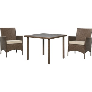 Reedenhurst 3-Piece Dining Table Set