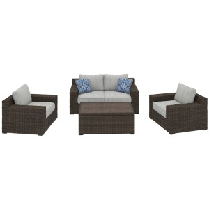 Alta Grande 3-Piece Outdoor Set