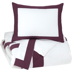 Daruka 3-Piece Queen Duvet Cover Set
