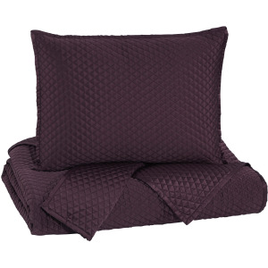 Dietrick 3-Piece King Quilt Set
