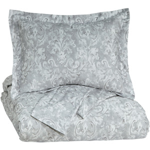 Daniyah 3-Piece Queen Duvet Cover Set