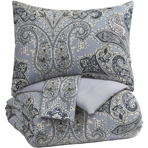 Susannah 3-Piece King Comforter Set