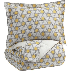 Clio 3-Piece King Comforter Set