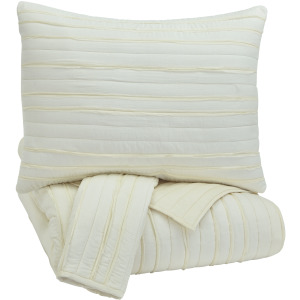 Solsta 3-Piece King Coverlet Set