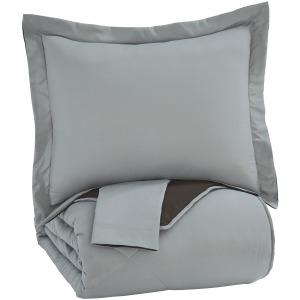 Massey 3-Piece Full Comforter Set