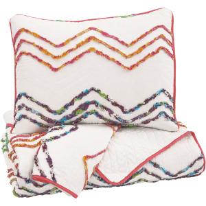 Lacentera 3-Piece Full Quilt Set