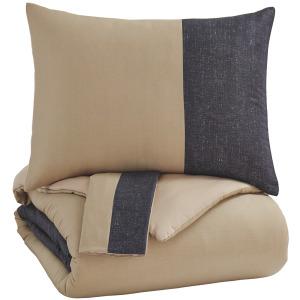 Medi 3-Piece King Comforter Set
