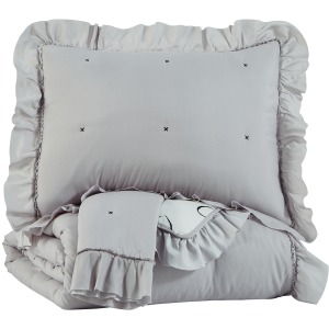 Hartlen Full Comforter Set