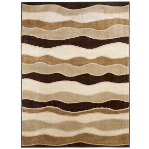 """Frequency 5' x 7'3"""" Rug"""