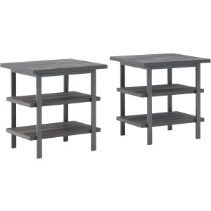Jandoree End Table (Set of 2)