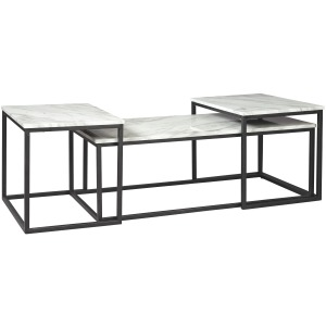 DONNESTA 3PK TABLE SET