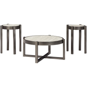 Lannoli Table (Set of 3)