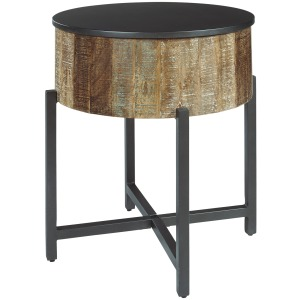 NASHBRYN END TABLE