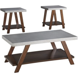 BELLENTEEN 3PK TABLE SET