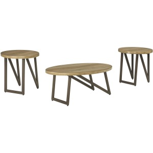Dougetti Table (Set of 3)