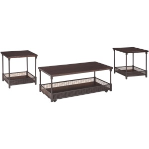 Kalmiski Table (Set of 3)