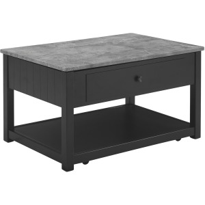 EZMONEI LIFT TOP COCKTAIL TABLE