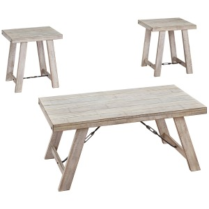 CARYHURST 3PK TABLE SET