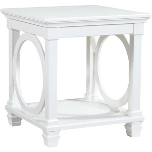 Mintville End Table