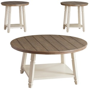 BOLANBROOK 3PK TABLE SET