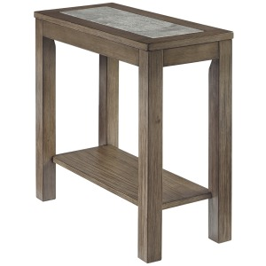 Deylin Chairside End Table