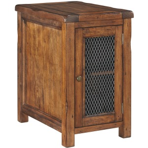 Tamonie Chairside End Table