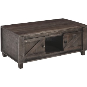 Chaseburg Coffee Table with Lift Top