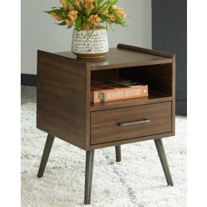 Calmoni End Table