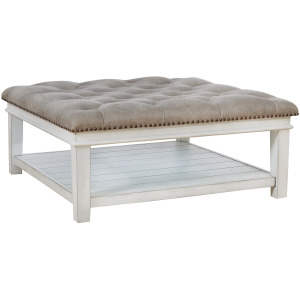 Kanwyn Upholstered Ottoman Coffee Table