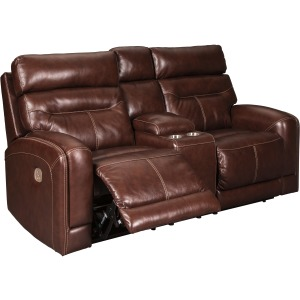 SESSOM POWER RECLINING LOVESEAT