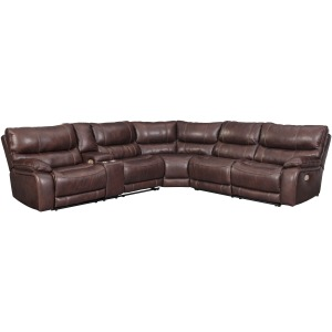 Muirfield 3-Piece Reclining Sectional with Power