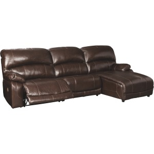 Hallstrung 3-Piece Power Reclining Sectional