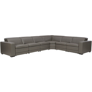 TEXLINE PWR RECLINING SECTIONAL