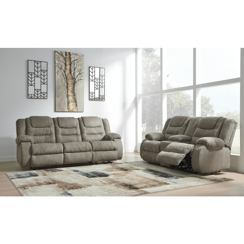 Amazing Mccade Reclining Loveseat With Console Onthecornerstone Fun Painted Chair Ideas Images Onthecornerstoneorg