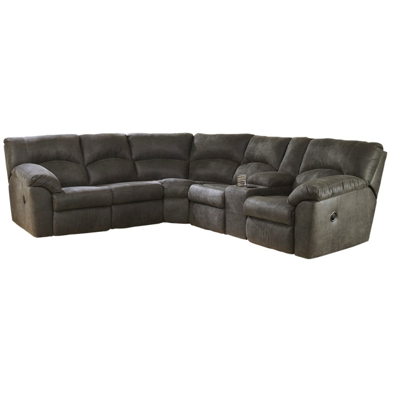 Tambo 2-Piece Reclining Sectional