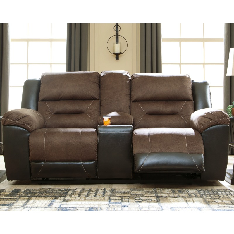 Miraculous Earhart Reclining Loveseat With Console Onthecornerstone Fun Painted Chair Ideas Images Onthecornerstoneorg
