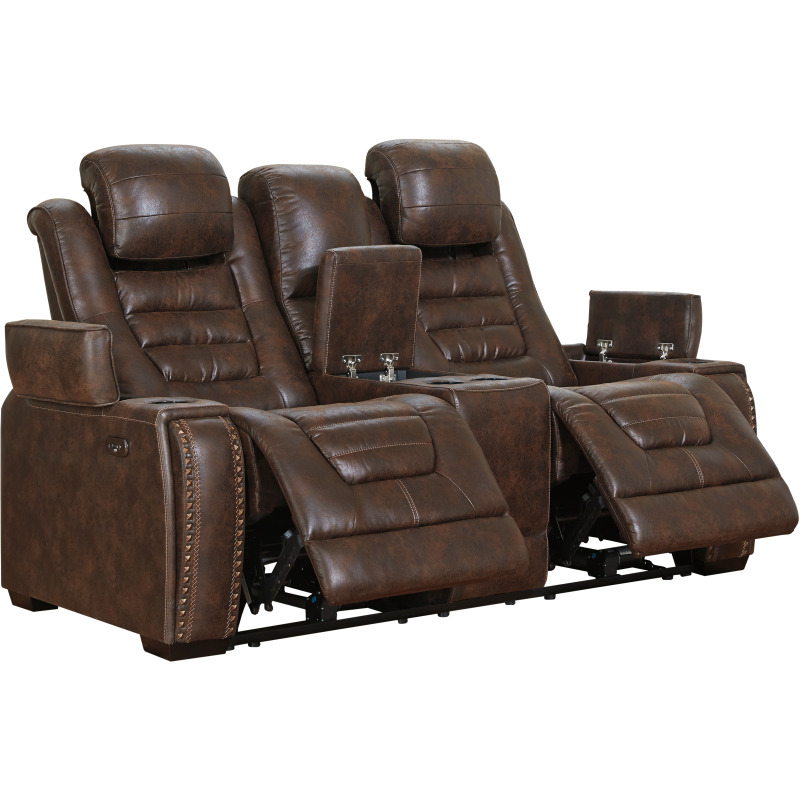 Marvelous Game Zone Power Reclining Loveseat With Console Ibusinesslaw Wood Chair Design Ideas Ibusinesslaworg