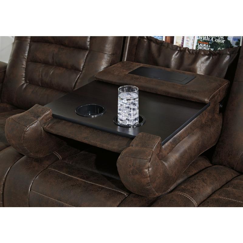 Game Zone Power Reclining Sofa