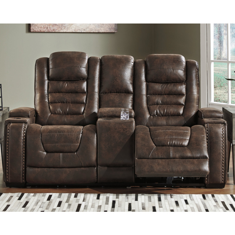 Admirable Game Zone Power Reclining Loveseat With Console Beatyapartments Chair Design Images Beatyapartmentscom
