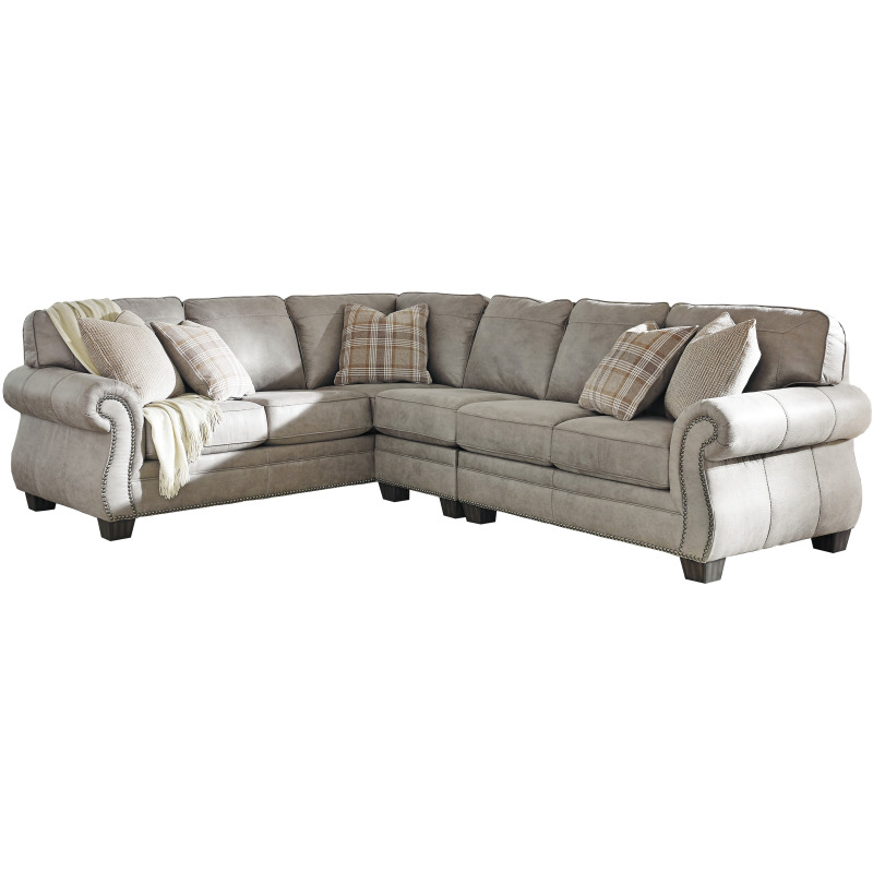 Olsberg 3-Piece Sectional