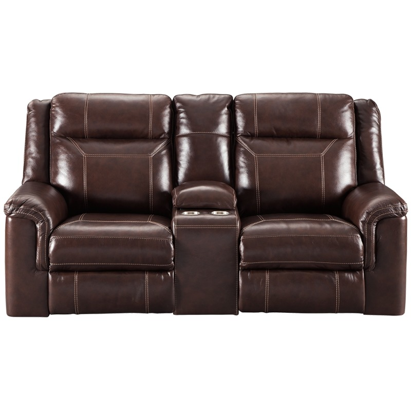 Astonishing Wyline Power Reclining Loveseat With Console Caraccident5 Cool Chair Designs And Ideas Caraccident5Info
