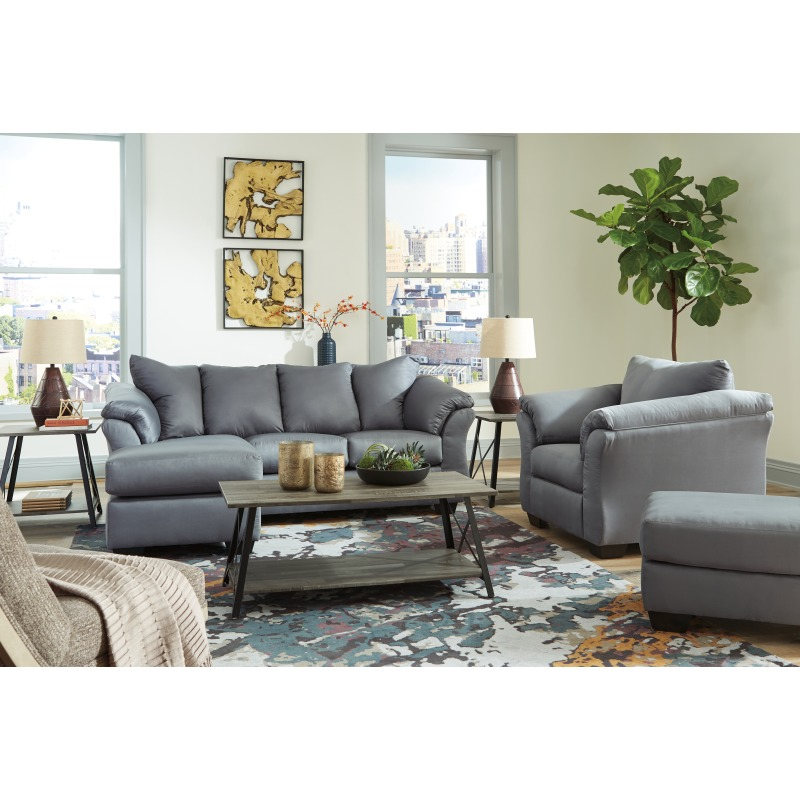 Excellent Darcy Sofa Chaise By Signature Design By Ashley 7500918 Gmtry Best Dining Table And Chair Ideas Images Gmtryco