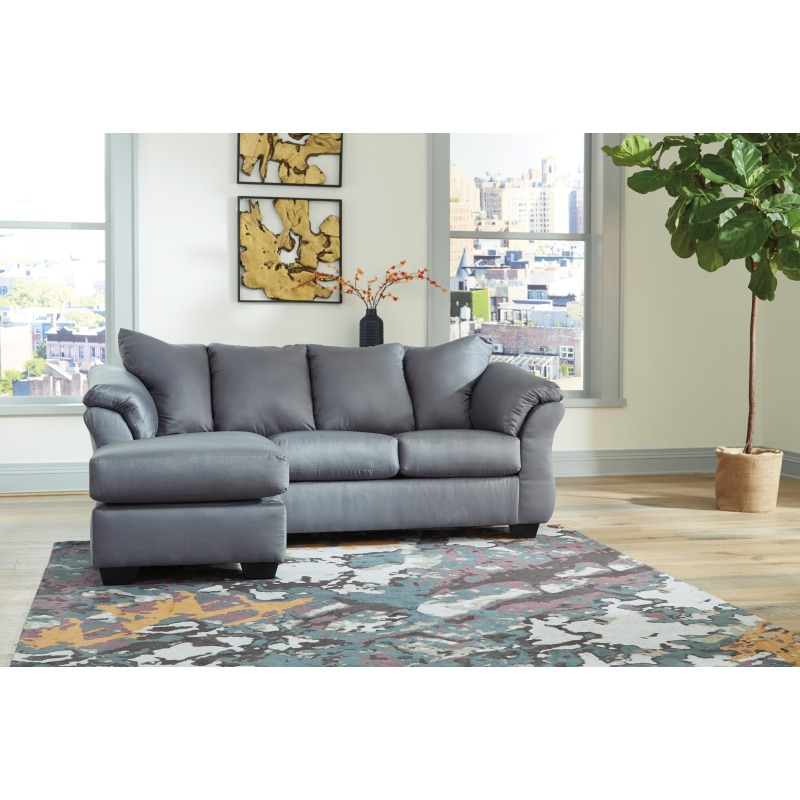 Cool Darcy Sofa Chaise By Signature Design By Ashley 7500918 Gmtry Best Dining Table And Chair Ideas Images Gmtryco