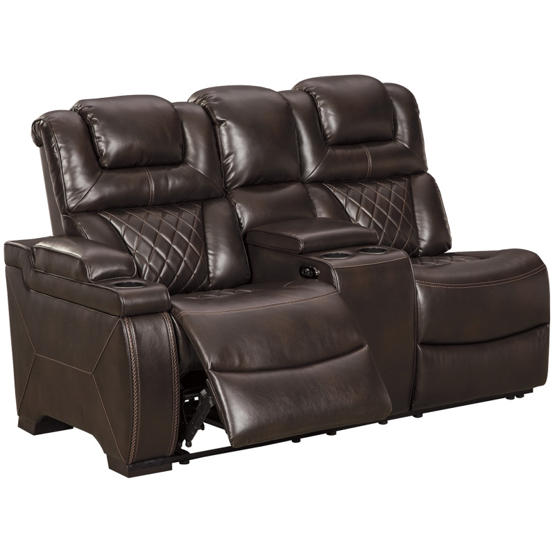 Marvelous Warnerton 3 Piece Reclining Sectional With Power By Machost Co Dining Chair Design Ideas Machostcouk