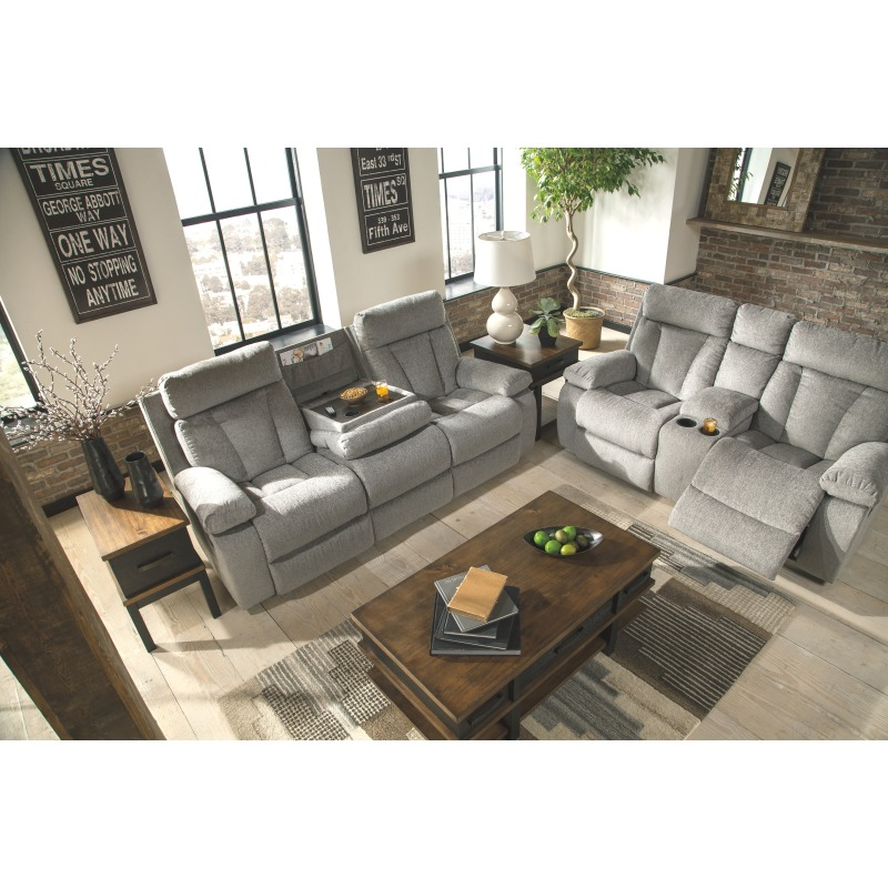 Tremendous Mitchiner Reclining Loveseat With Console 7620494 Ibusinesslaw Wood Chair Design Ideas Ibusinesslaworg