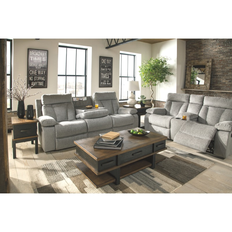 Pleasing Mitchiner Reclining Loveseat With Console 7620494 Ibusinesslaw Wood Chair Design Ideas Ibusinesslaworg