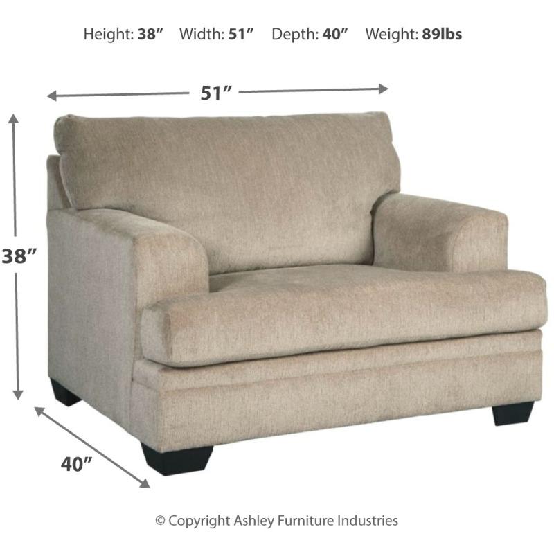 Dorsten Oversized Chair