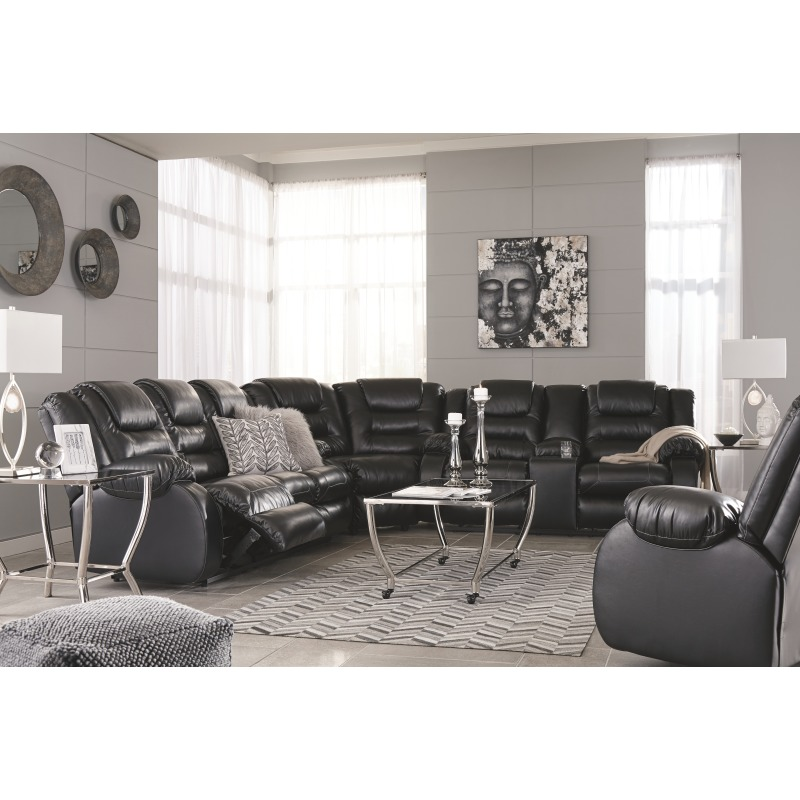 Awesome Vacherie Reclining Loveseat With Console 7930894 Onthecornerstone Fun Painted Chair Ideas Images Onthecornerstoneorg