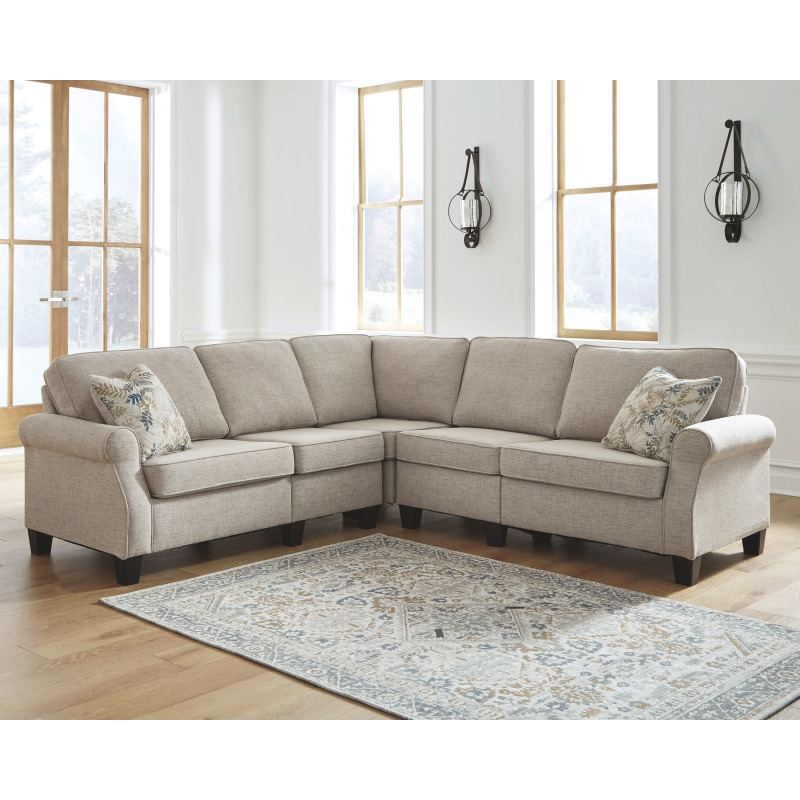 Alessio 5-Piece Sectional